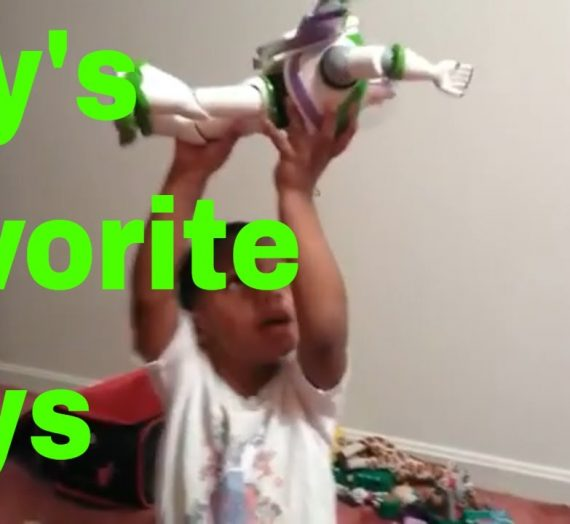Ray's Favorite Toys
