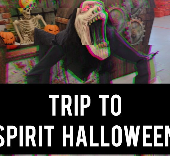 A Trip to Spirit Halloween | What We Saw